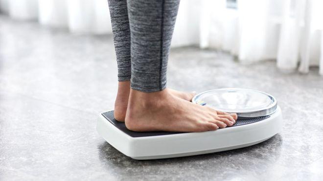 حفظ وزن از دست داده
