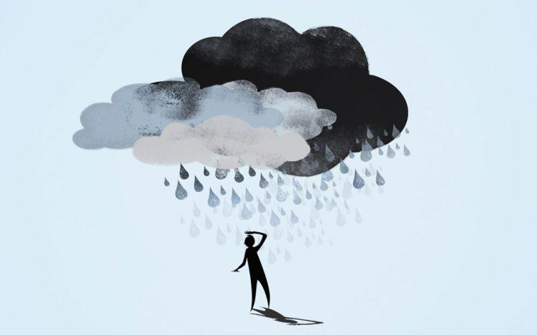 راههای خلاص شدن از افسردگی