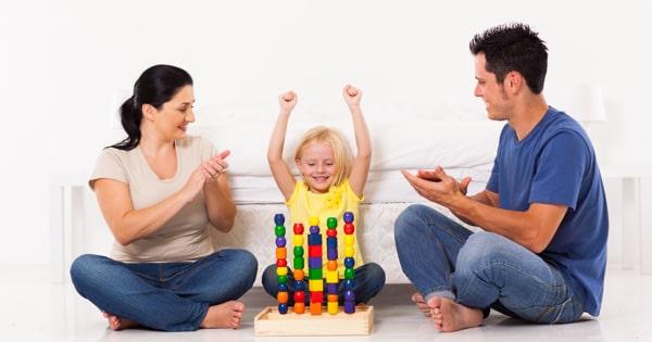 ایجاد و افزایش عزت نفس در کودکان