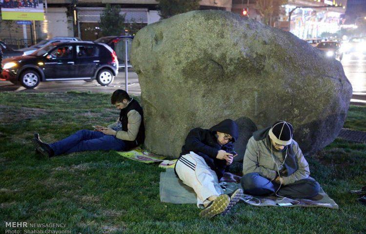 ترس و اضطراب ناشی از زلزله