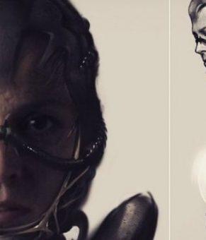 نیل بلومکمپ عکس ها  بیشتری از پروژه فیلم بیگانه کنسل شده اش را منتشر کرد
