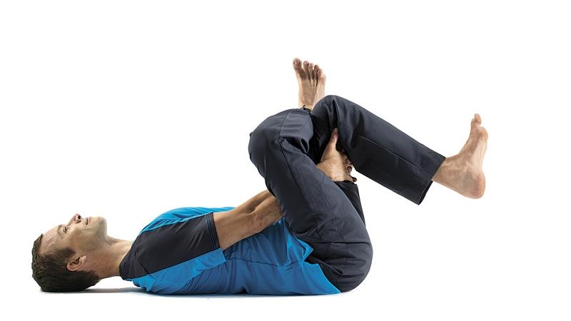 یوگا برای رهایی از کمر درد