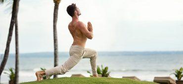 یوگا برای کاهش وزن : 6 حرکت برای فرم گیری سریع