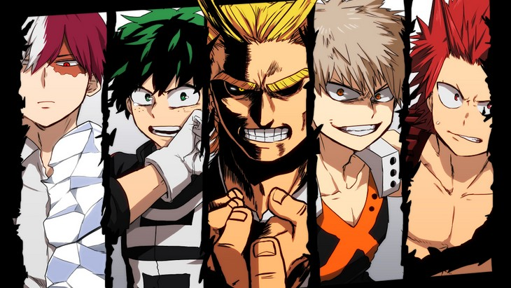 MY HERO ACADEMIA (SEASON 2)