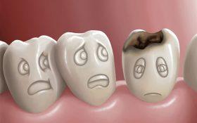 چه زمانی عمر دندان هایمان تمام می شود ؟