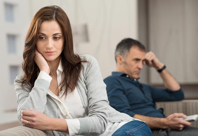 دلیل اصلی طلاق و جدایی