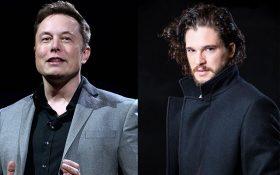 ایلان ماسک و کیت هرینگتون در میان بدلباس ترین مردان مشهور سال 2017