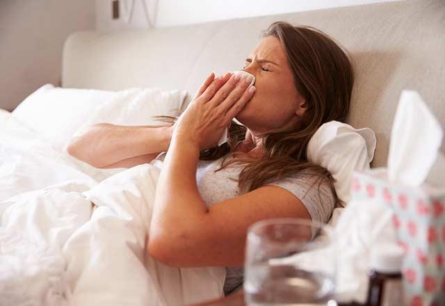 مواد غذایی ضد سرما خوردگی