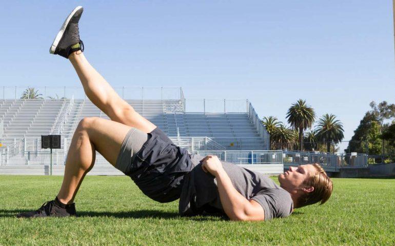 با تمرین به مدت 3 دقیقه در روز پاهای خوش فرم و لاغر داشته باشید !