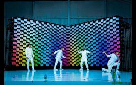 موزیک ویدیو جدید گروه OK GO با استفاده از 567 پرینتر تولید شده است !!!