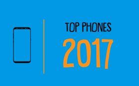 بهترین گوشی های 2017 به انتخاب مجله وارونه