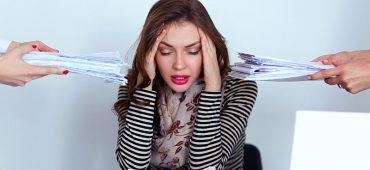 آسیب های استرس بر سلامت جسمانی و روانی ما چیست؟