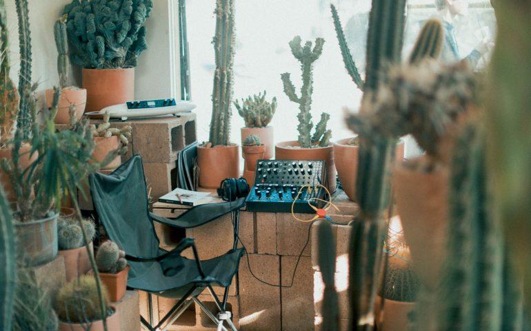 سفری تصویری به خانه سینتی سایزر موگ House of Electronicus