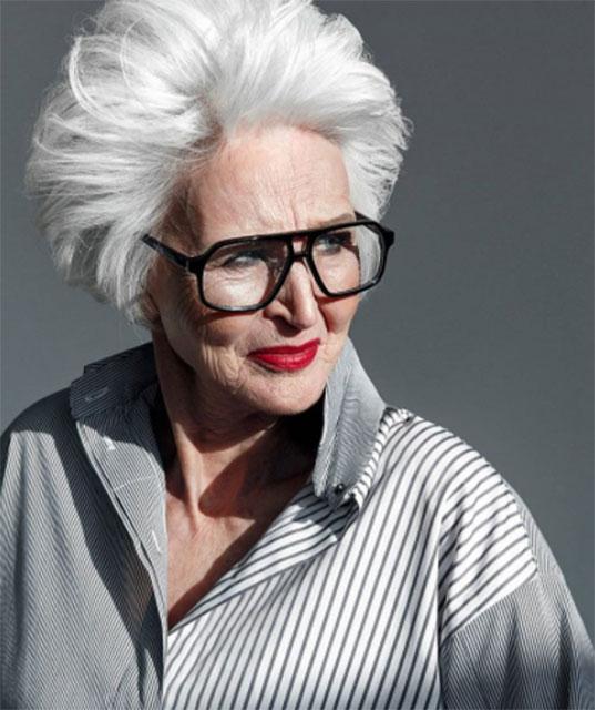 آژانس مدلینگ سالمندان