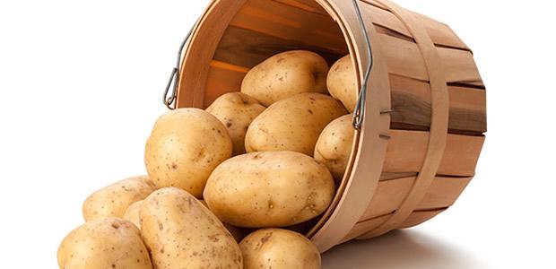 درمان ترک های پوستی در منزل بوسیله بوسیله سیب زمینی