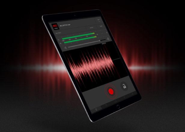 اپلیکیشن DJM-REC پایونیر دی جی