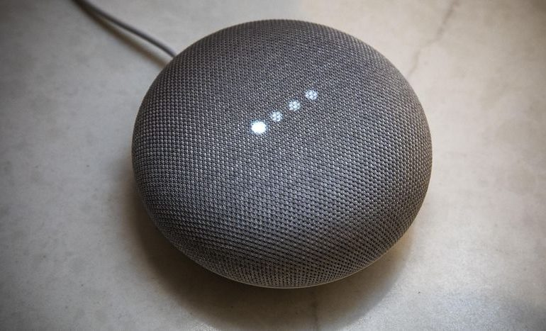 قابلیت پخش نویز سفید در اسپیکر های گوگل هوم درمانی برای بی خوابی !