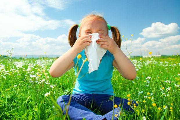آلرژی در فصل بهار