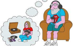 سلیقه موسیقی شما در دوران نوجوانی شکل می گیرد !