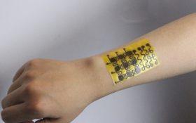 این پوست الکترونیکی می تواند خود را بهبود بخشد و قابلیت بازیافت را نیز دارد
