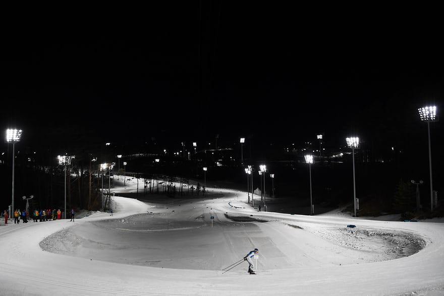 تصاویری بسیار زیبا از المپیک زمستانی پیونگ چانگ