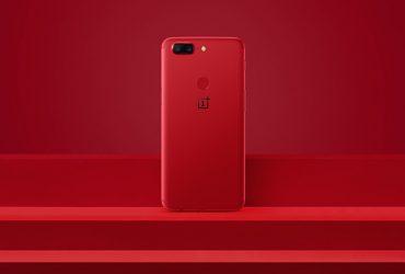 هوآوی و وان پلاس گوشی های قرمز رنگ خود را برای ولنتاین منتشر کردند