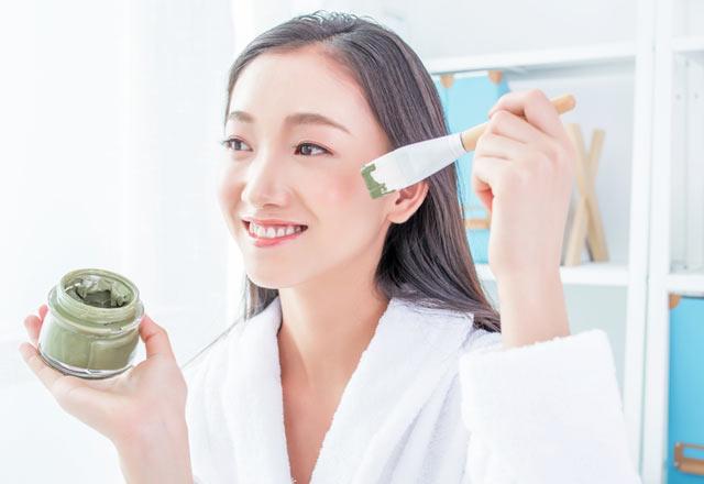 ماسک های طبیعی برای پوست های خسته از آرایش