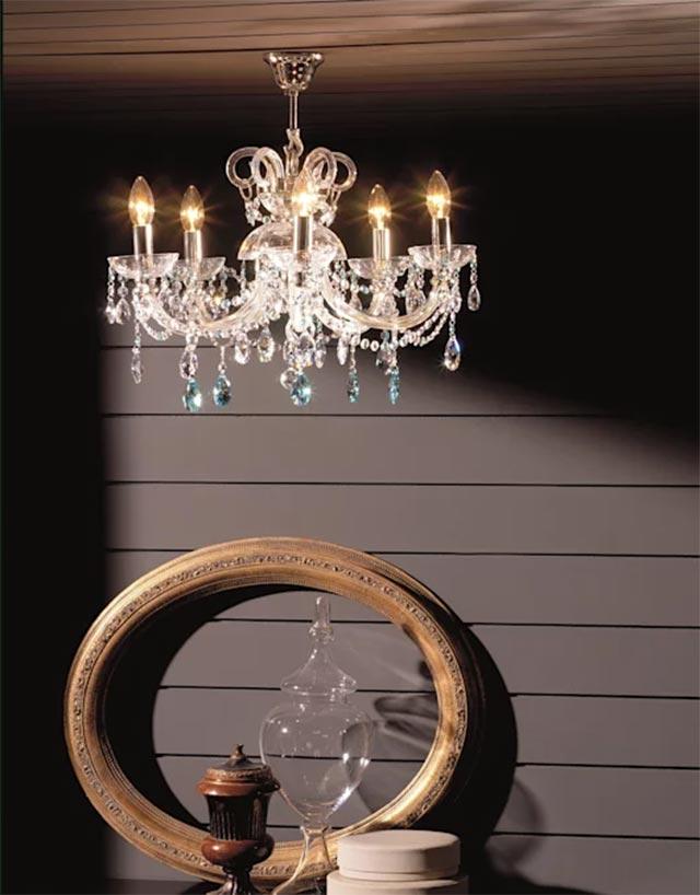 تاثیر نور و روشنایی در منزل و نحوه انتخاب لوستر متناسب با دکوراسیون منزل