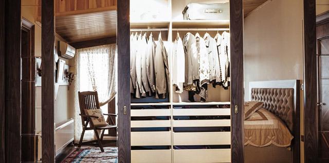 راه های آسان برای مرتب کردن کمد لباس هایتان در خانه تکانی