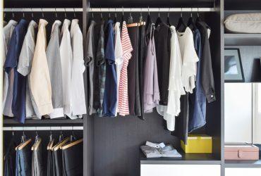 راه های آسان برای مرتب کردن کمد لباس هایتان در خانه تکانی !