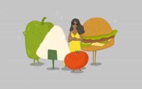 12 راهکار زیرکانه برای حفظ تناسب اندام در تعطیلات نوروزی !