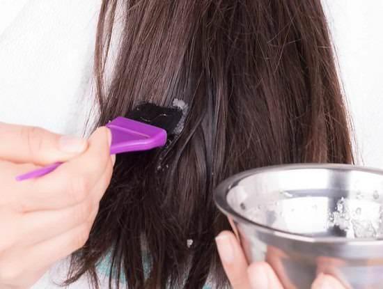 ماسک های طبیعی برای براق شدن موها
