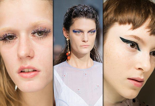 ترندهای آرایش زنانه در بهار و تابستان 2018