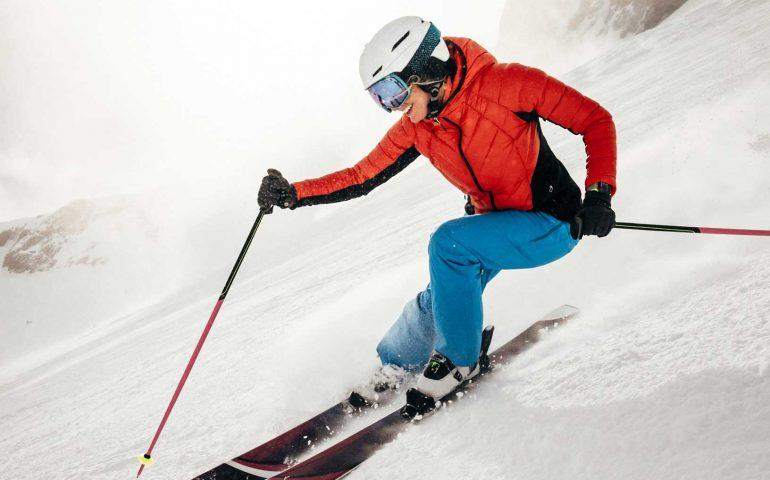 تمرین های اسکی و اسنوبورد با اپل واچ سری 3