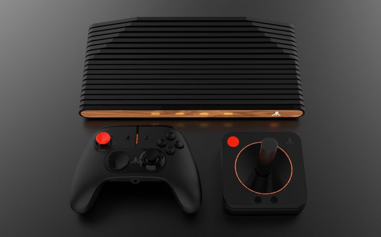 کنسول جدید آتاری Atari VCS