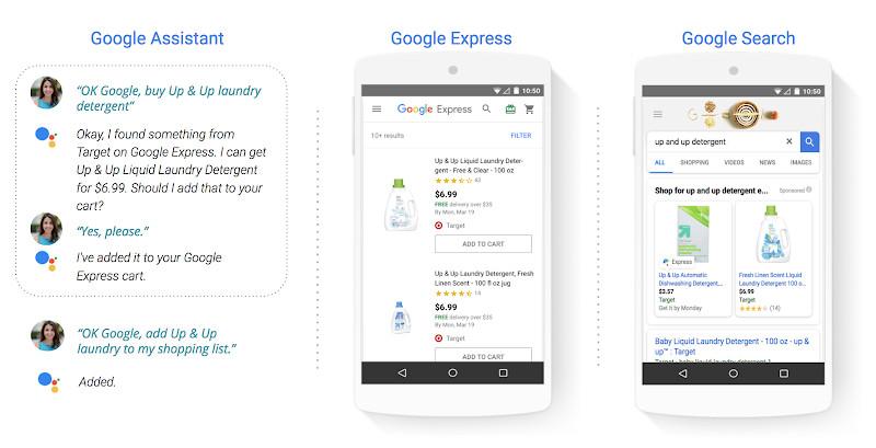 درباره برنامه جدید Shopping Actions گوگل بیشتر بدانید
