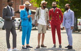 با ترند لباس های مردانه در بهار سال 2018 آشنا شوید!