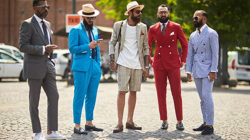 ترند لباس های مردانه در سال 2018