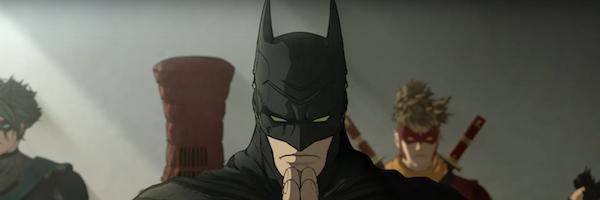 انیمه سینمایی Batman Ninja