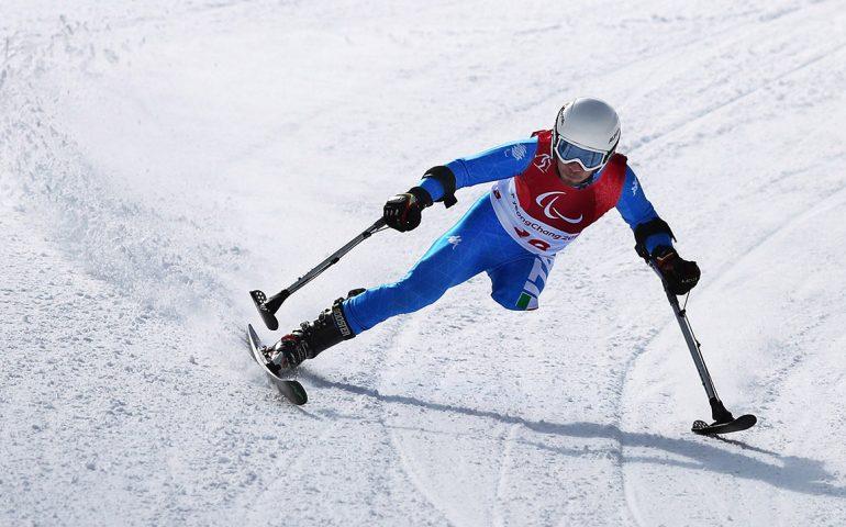پارالمپیک زمستانی 2018 پیونگ چانگ