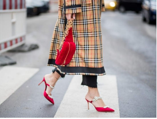 با کفش های ترند تابستان در سال 2018 آشنا شوید !