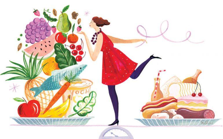 20 راه حل ساده برای رهایی از اضافه وزن حاصل از تعطیلات نوروزی