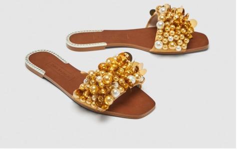 کفش های ترند تابستان 2018