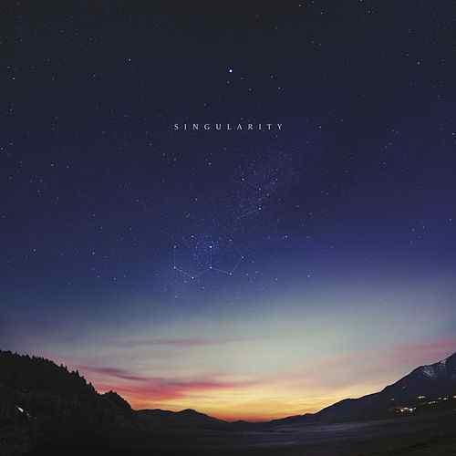 singularity جدیدترین آلبوم جان هاپکینز