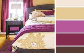 پیشنهاد های رنگی برای دکوراسیون اتاق خواب !