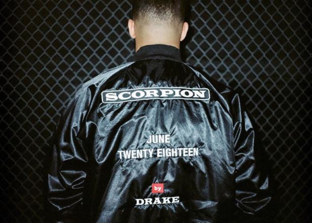 آلبوم جدید Drake (درک) Scorpion