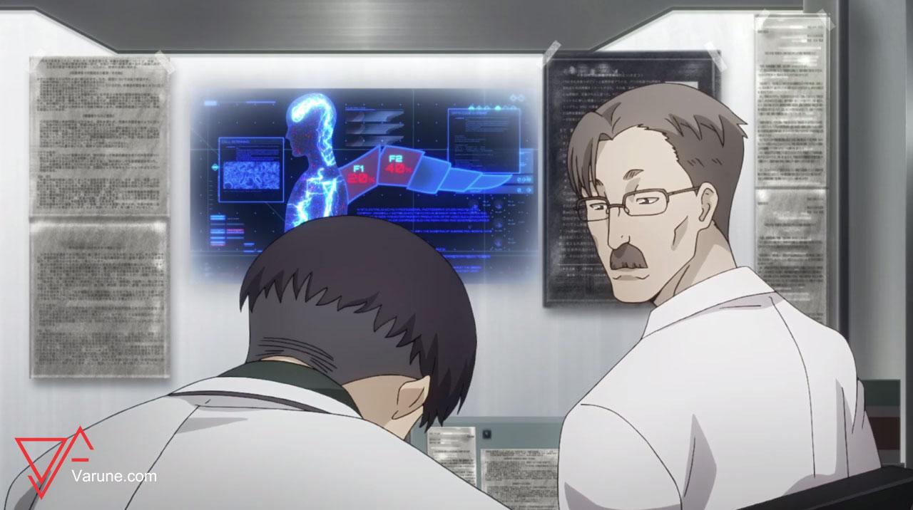 بررسی قسمت دوم فصل سوم انیمه توکیو غول Tokyo Ghoul:re