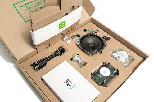 گوگل دو پروژه Vision Kit و Voice kit را با برد رزبری پای زیرو بروزرسانی کرد