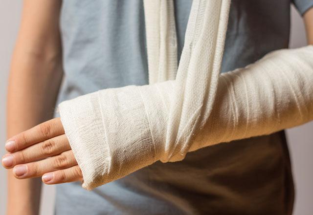 شکستگی استخوان در کودکان در فصل بهار بیش تر می شود