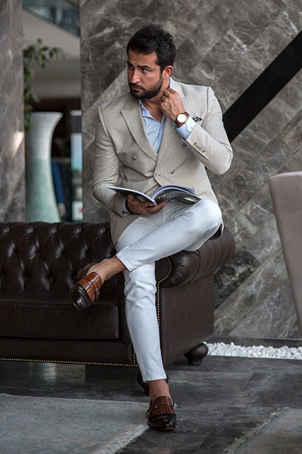 5 پیشنهاد استایلی برای مردان شیک پوش
